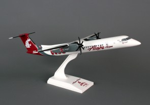 Skymarks Alaska/Horizon Washgington State University Q400 1:100 Scale