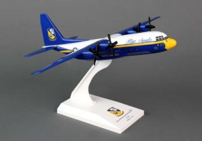 "Skymarks Usn Blue Angels C-130 ""Fat Albert"" 1:150 scale"