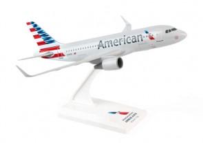 Skymarks American A319 New Livery SKR749, 1:150