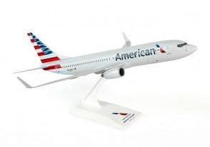 Skymarks American 737-800 New Livery SKR759, 1:130