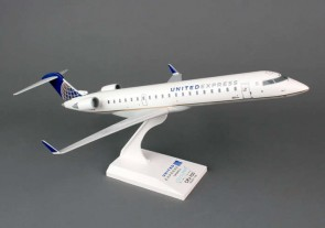 United Express Post Merger CRJ700 Gojet SKR768 Skymarks 1:100