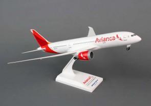 Avianca 787 Dreamliner Colombia W/Gears by Skymarks SKR787 scale 1:200