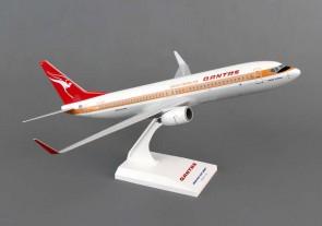 Qantas 737-800 Retro Livery Skymark SKR819 Scale 1:130