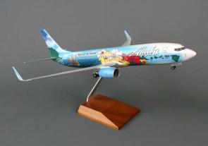 Skymarks Alaska 737-800 Spirit of the Islands Ws & Gea, SKR8243 1:100