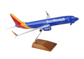 Southwest Airlines 737-800 New Livery Skymarks SKR8250 Scale 1:100