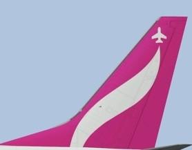 Swoop Boeing B737-800 C-FPLS Scimitars gears Skymarks Supreme SKR8273 1:100
