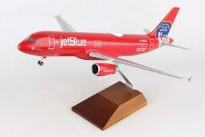 "JetBlue Airbus A320 ""FDNY"" N615JB Skymarks Supreme SKR8360 1:100"