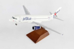 "JetBlue Airbus A320 ""I love NY"" Hometown Skymarks Supreme SKR8371 scale 1:100"