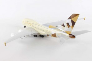 Etihad Airways A380 W/Gear and stand Skymarks SKR840 1:200