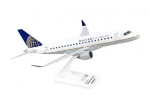 Skymarks United Express ERJ175 SKR842 Scale 1:200