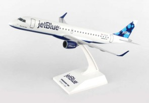 JetBlue ERJ-190 ERJ Embraer by Skymarks SKR851 Scale 1:100