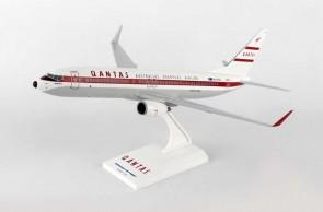 Qantas Retro Boeing 737-800 VH-VXQ Skymarks SKR868 scale 1:130