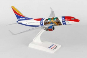 Southwest Missouri One 737-800 Winglets Reg# N280WN SKR870Scale 1:130