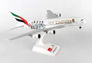 Emirates A380 Real Madrid Reg# A6-EOA W/Gear Skymarks SKR880 1:200