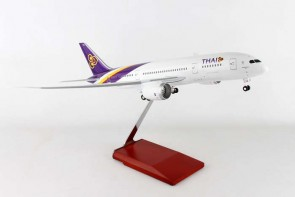 Thai Airways Boeing 787-9 Dreamliner registration HS-TOB Skymarks SKR8901 scale 1:100