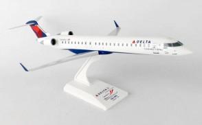 Delta Connection CRJ-900 Reg# N349PQ Skymarks Model SKR903 Scale 1:100