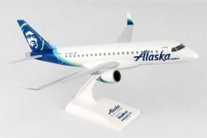 Alaska Skywest ERJ-175 New Livery Reg# N170SY Skymarks Model SKR904 Scale 1:10