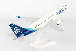 Alaska Skywest ERJ-175 New Livery N170SY SKR904 1:100