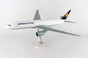 Lufthansa Cargo Boeing B777F  Skymarks Supreme SKR9100  Scale 1:100