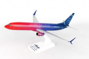 SKYMARKS ALASKA 737-900ER 1/130 MORE TO LOVE SKR913