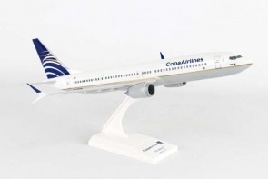 Copa Airlines 737-900 Max Skymarks SKR918 With Stand Scale 1:130