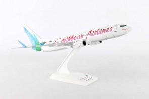 Caribbean Airlines Boeing B737-800 Skymarks SKR920 Scale 1:130