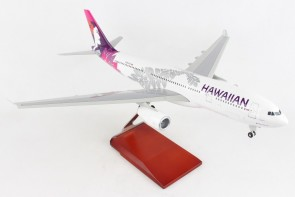 Hawaiian Airlines Airbus A330-200 stand and gears Skymarks Supreme SKR9201 Scale1:100