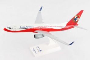 """HP-1534CMP  Copa Airlines Boeing B737-800 Winglets """"FEPAFUT"""" Skymarks SKR926 1:130"""