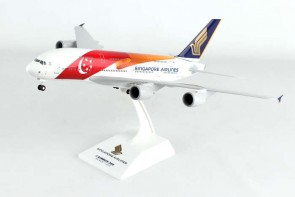 China Singapore Airbus A380 W/Gear Skymarks SKR931 Scale 1:200