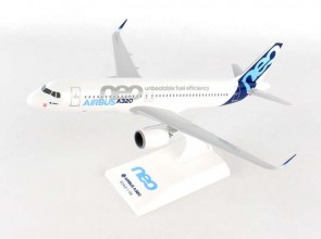 "Airbus House A320 Neo ""Unbeatable Fuel Efficengy"" Skymarks SKR939 Scale 1:150"