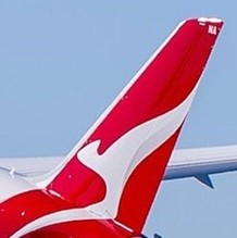 Qantas Boeing B787-9 Dreamliner Skymarks SKR942  Scale 1:200