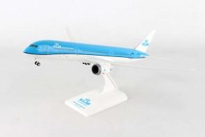 KLM Boeing 787-9 Dreamliner Bougainville registration PH-BHD stand & gears Skymarks SKR945 1:200