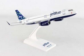 "JetBlue A320 ""High Rise"" New Livery Skymarks SKR948 1:150"