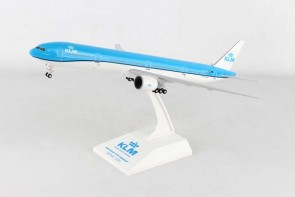 KLM Boeing 777-300ER New Dolphin Livery with gears Skymarks SKR951 scale 1:200