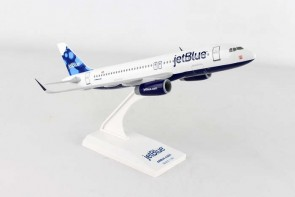 "JetBlue A320 ""Blueberries"" New Livery Skymarks SKR963 1:150 1"