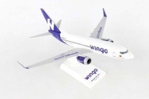 Wingo Boeing 737-700 Skymarks model SKR964 scale 1:130