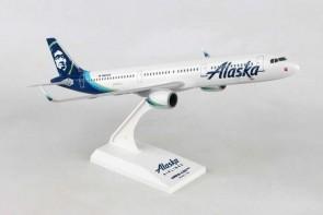 Alaska Airbus A321neo Skymarks SKR982 scale 1:150