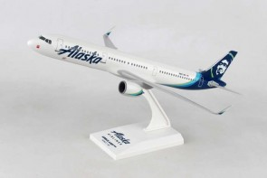 * Only Few Left! *Alaska Airbus A321neo Skymarks SKR982 scale 1:150
