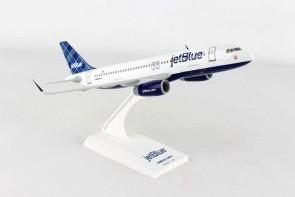 """JetBlue A320 """"Tartan"""" New Livery Skymarks SKR985 1:150"""