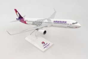 Hawaiian Airbus A321neo New Livery Skymarks SKR990 scale 1:150