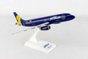 """JetBlue A320 """"Veterans"""" New Livery Skymarks SKR996 1:150"""
