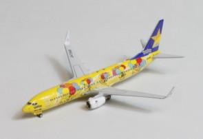 Skymark Airlines Boeing 737-800  JA73AB Phoenix Models 04408 diecast model scale 1:400