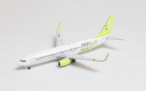 Solaseed Air Boeing 737-800 JA812X Japan Phoenix 04391 diecast model scale 1:400