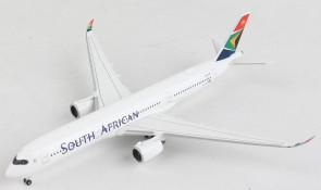 South African Airbus A350-900 ZS-SDF Herpa Wings 534390 scale 1:500