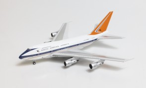 South African Airways Boeing 747SP ZS-SPF delivery livery NG Model NG model 07005 scale 1:400