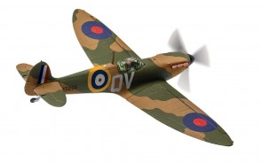 Spitfire MK.IIa RAF No.19 Squadron Dunkirk Evacuation May 1940 WWII Corgi  CG39214 1:72