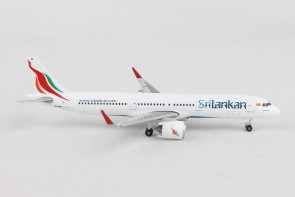 SriLankan Airlines Airbus A321neo Herpa Wings 532884 scale 1:500