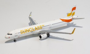 Sunclass Airlines Airbus A321-200 OY-TCF die-cast NG Models 13028 scale 1400