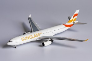 Sunclass Airlines Airbus A330-200 OY-VKI NG Models 62025 scale 1:400