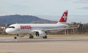 "Swiss International Airbus A320neo HB-JDA ""Engelberg"" Herpa Wings 570947 scale 1:200"